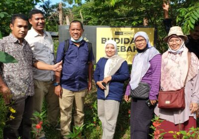 Mahasiswa Teknik Kimia dan Lingkungan USM Lakukan Kuliah Lapangan